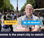Adelaide is the smart city to watch!