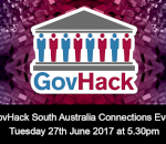 SA GovHack Connections Event