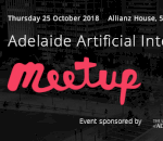 Adelaide AI: 2nd Meetup