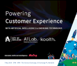 Powering Customer Experience with AI & Emerging Tech